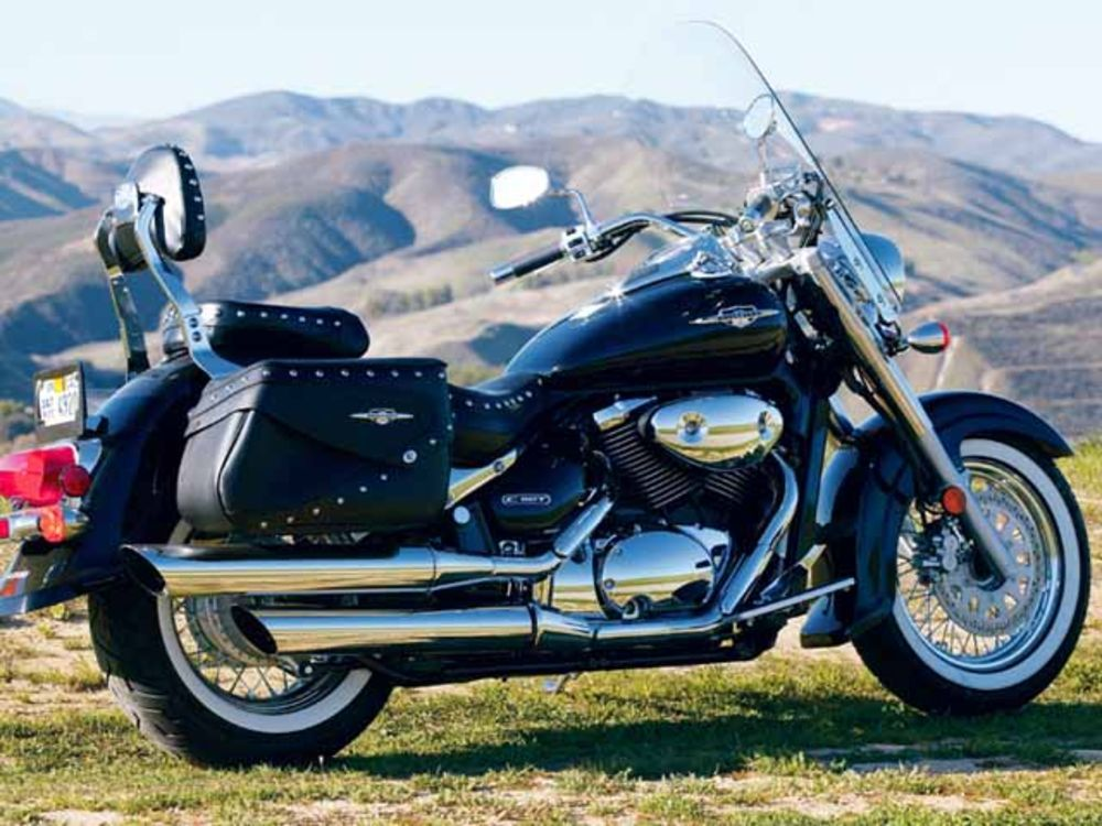 Great Eights Suzuki Boulevard C50t And M50 Motorcycle Tests With