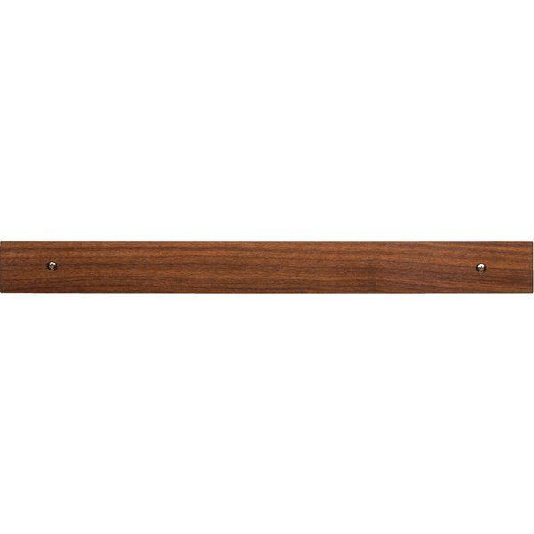 Knivlist Valnöt 35 cm från Satake » Dekorativ list i valnötsträ