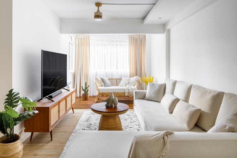 Bohemian Design Has Seen A Resurgence But With A Few Twists Get Tips On How To Nai In 2020 Interior Design Living Room Interior Design Singapore Living Room Interior