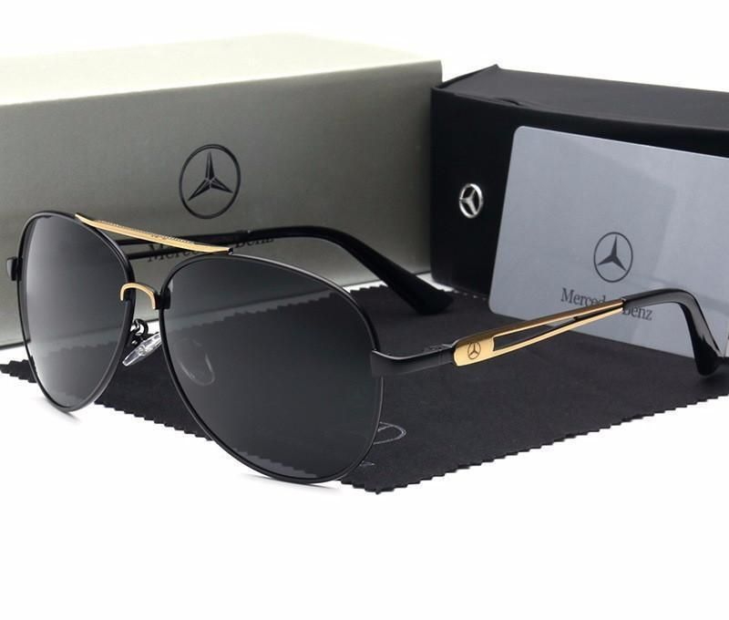 010b452d11 Mercedes-Benz    AMG Polarized Luxury Sunglasses