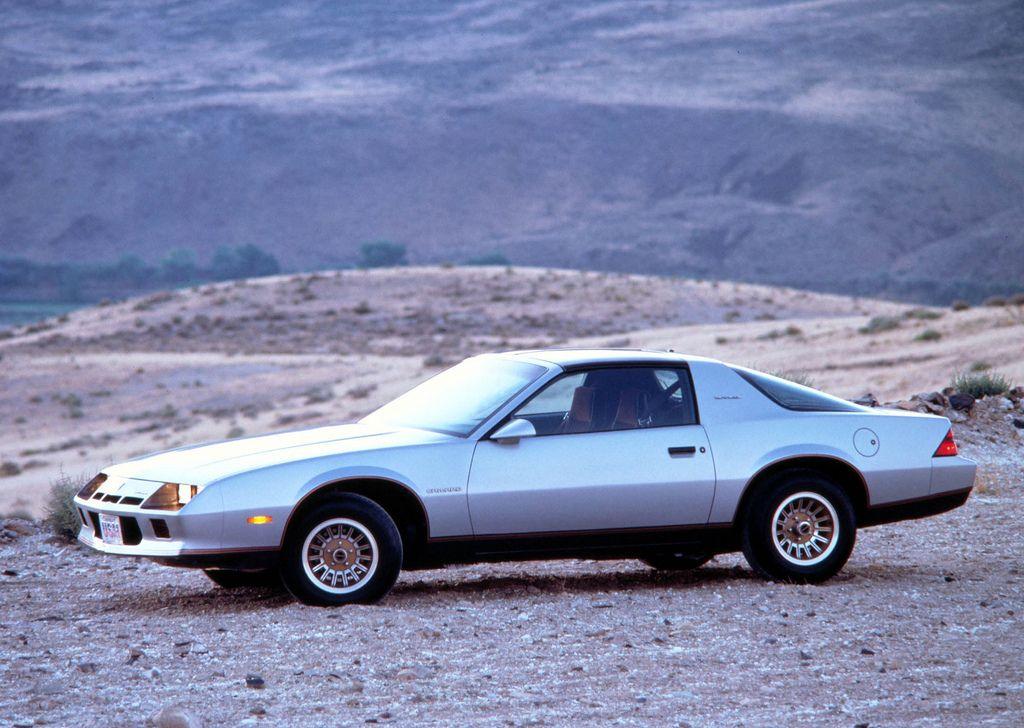 1985 Chevrolet Camaro Berlinetta Sport Coupe Sports