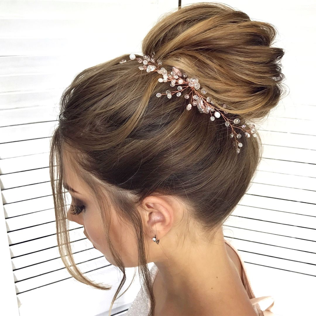 Hairstyle inspiration braid hairstyles updobraided updo wedding