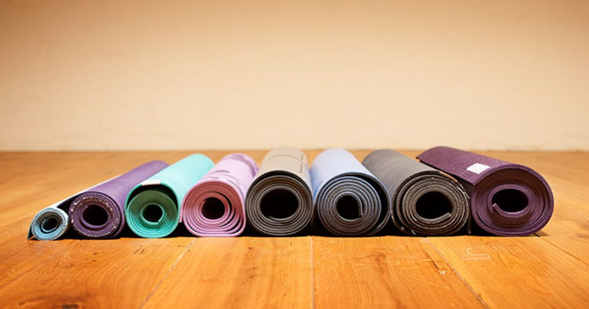 Find The Best Yoga Mat For You Reviewed Mats Include Jade Lululemon Liforme Gaiam Aurorae And Manduka
