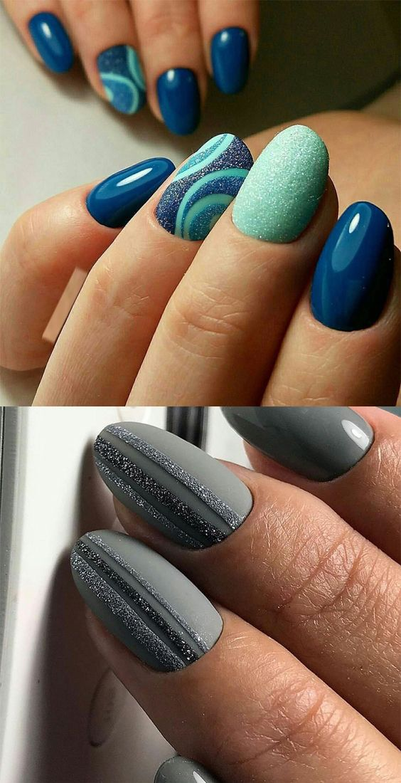 10 Best Nail Art Designs You Can Do Easily Nagel Nagelontwerpen