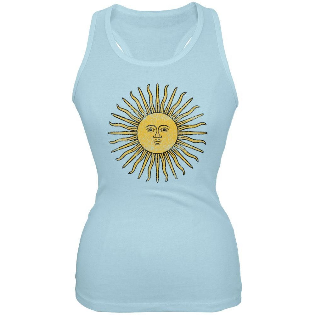 219fa3dc4f7 World Cup Argentina Sun of May Soccer Juniors Tank Top | Products ...