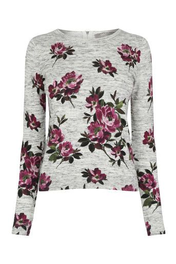 Oasis, PAINTED ROSE KNIT Pale Grey 0