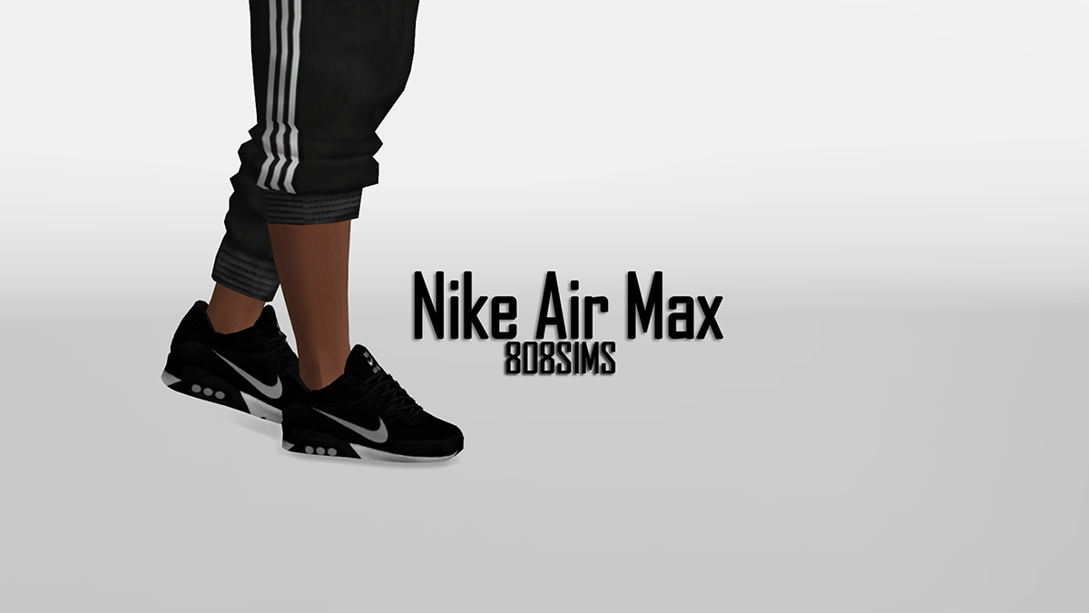 Nike Air Max by 8o8sims http://annett85.tumblr.com/post