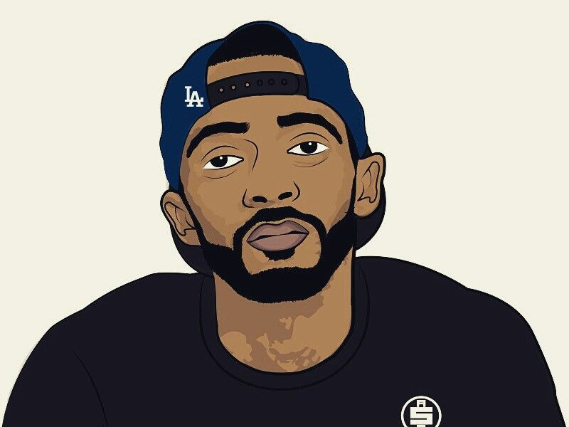 [Entertainment]Nipsey Hussle cartoon Rapper art, Hip hop