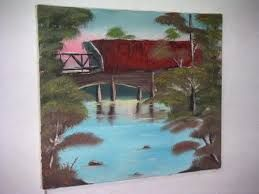 Resultado de imagen para bridges of madison county paintings