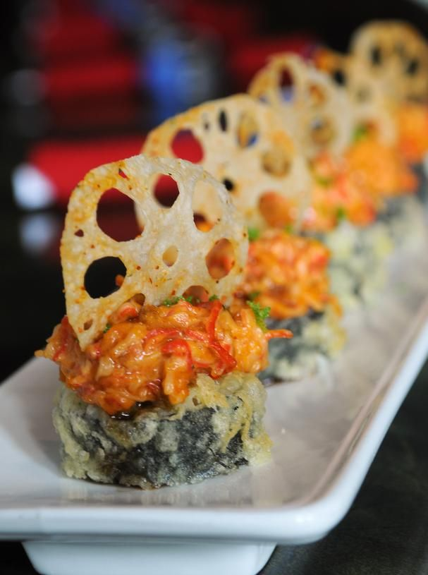 Viva Las Vegas Roll From Ra Sushi Delicious Not The Best
