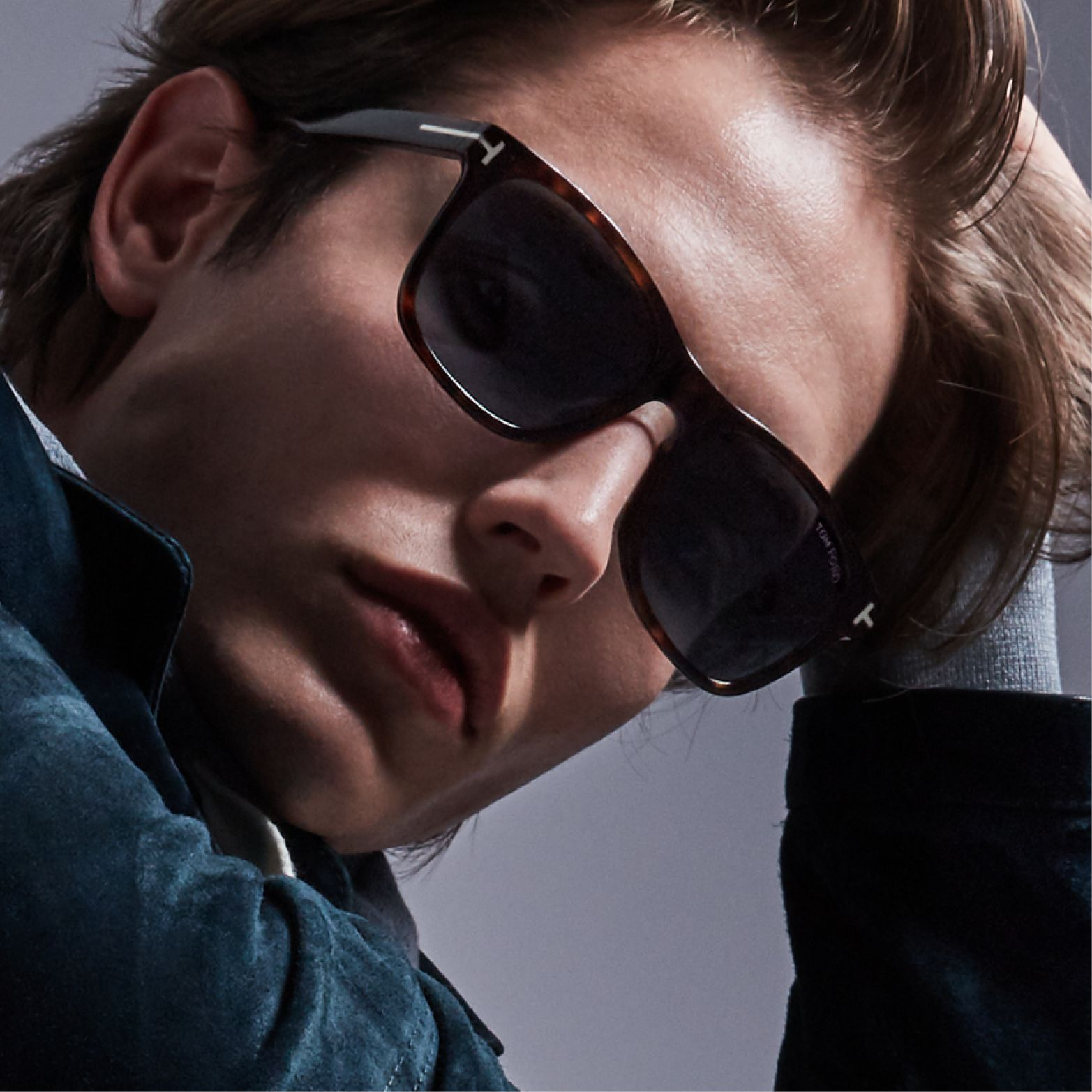 f80e5d80d6 The Eric Sunglasses.  TOMFORD