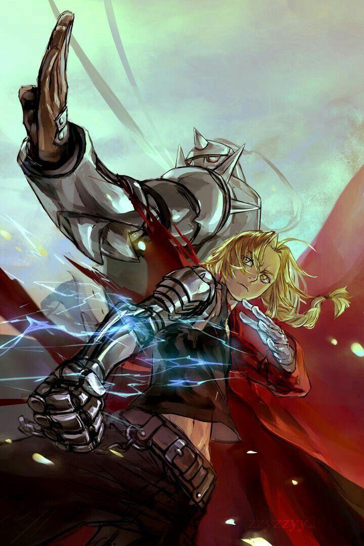 Pin di Mikasa Ackerman su Fullmetal Alchemist Fullmetal