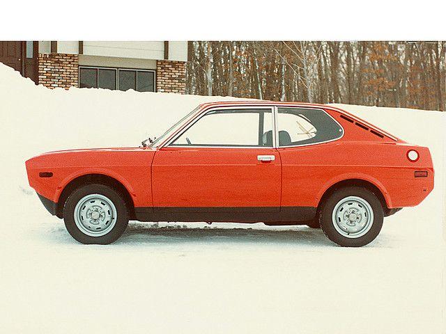 Fiat 128sl Automobiel Oldtimers Rally