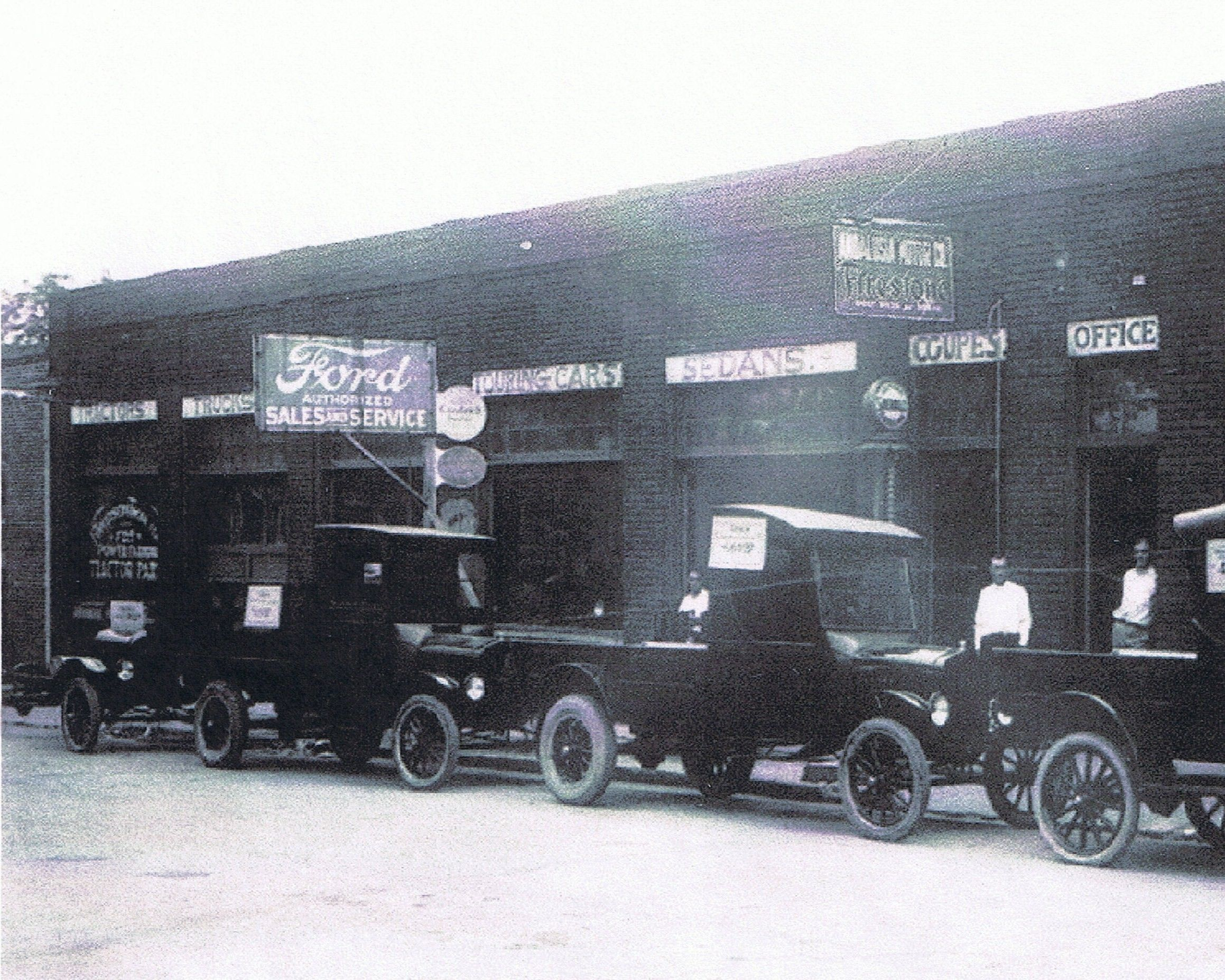 andalusia ford motor