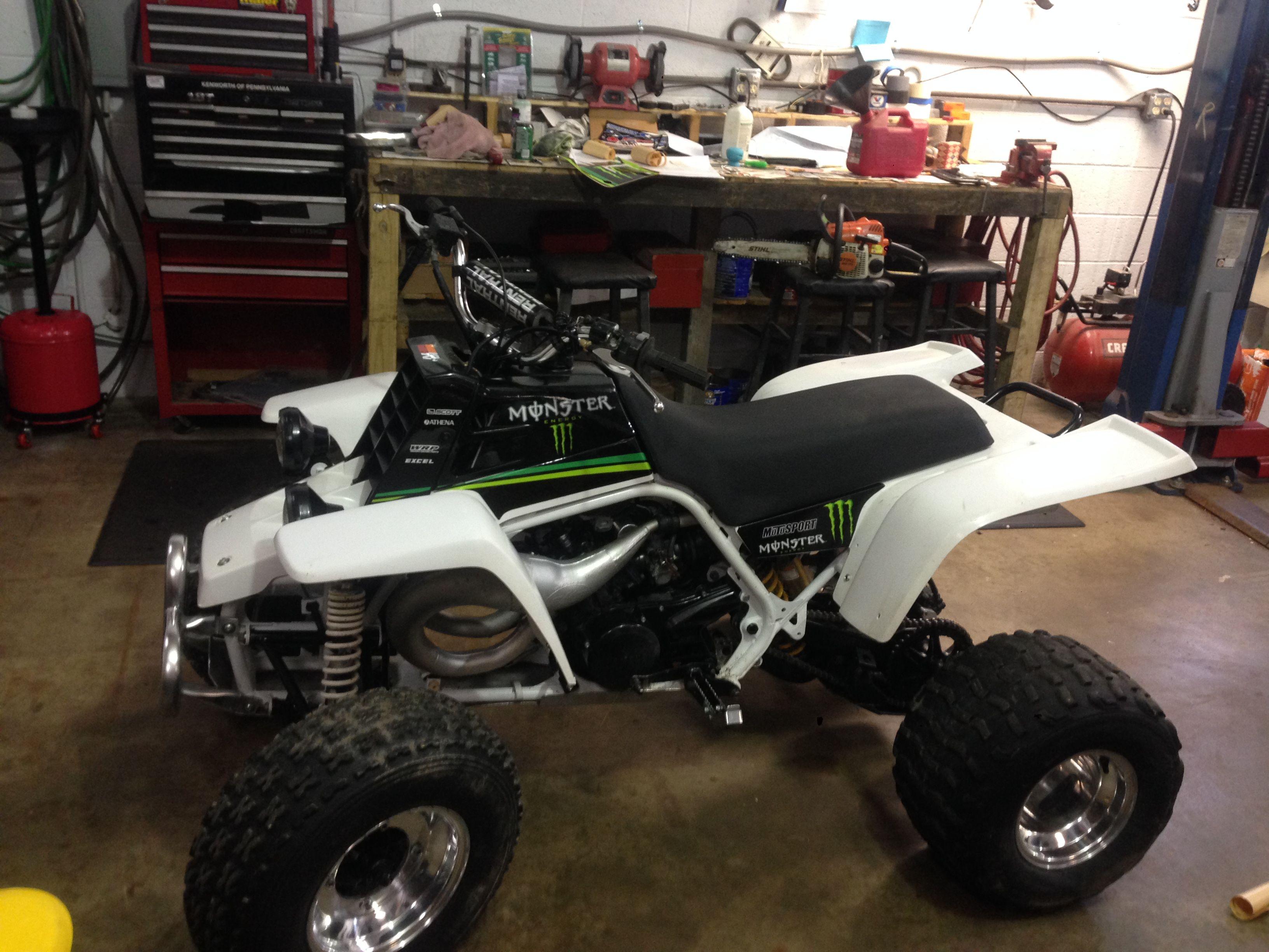 Banshee | Bikes quads | Monster trucks, Atv, Yamaha