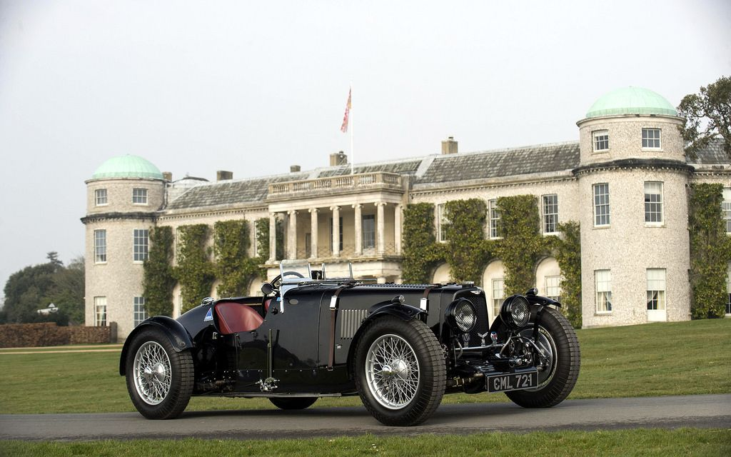 1934 Aston Martin Ulster | Aston martin, Cars and Classic aston martin