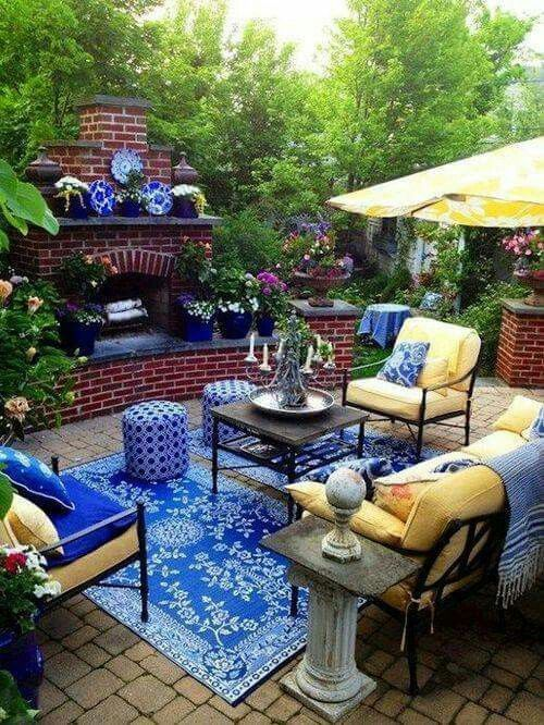 Pin de Beverly Haskins Kennedy en Outdoor fireplaces and fire pits ...