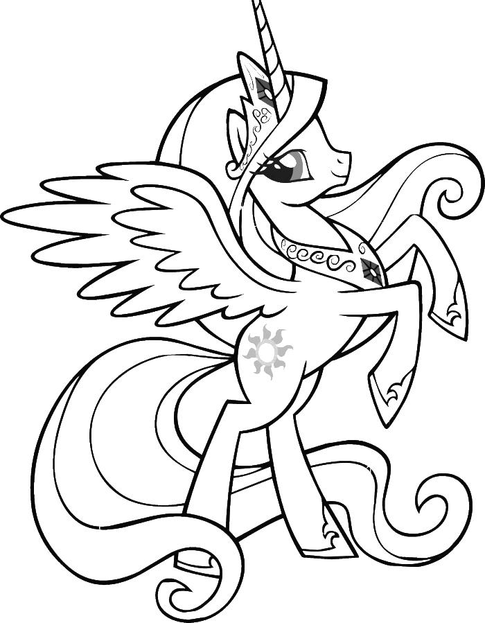 Smile Of Twilight Sparkle My Little Pony Coloring Pages My My Little Pony Coloring Unicorn Coloring Pages Horse Coloring Pages