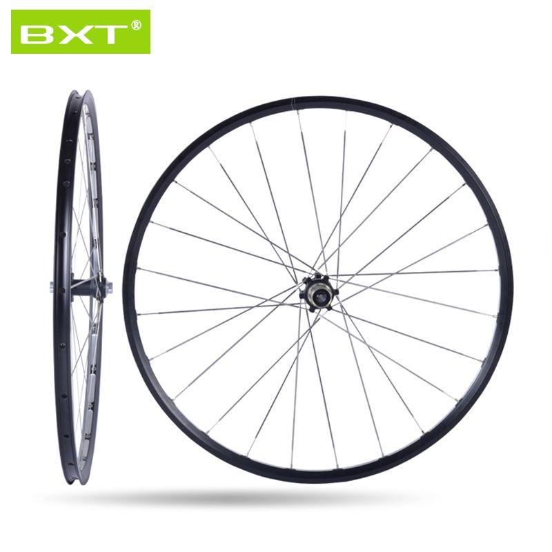 Bxt 27 5er 29er Mtb Mountain Bike Wheelsets 4 Bearing Hub Bike