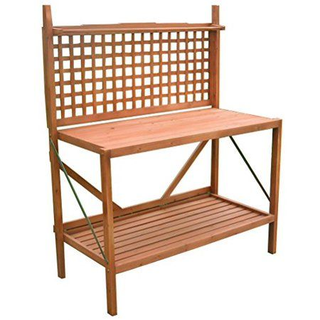 Cool Free Shipping Buy Foldable Potting Bench At Walmart Com Gmtry Best Dining Table And Chair Ideas Images Gmtryco