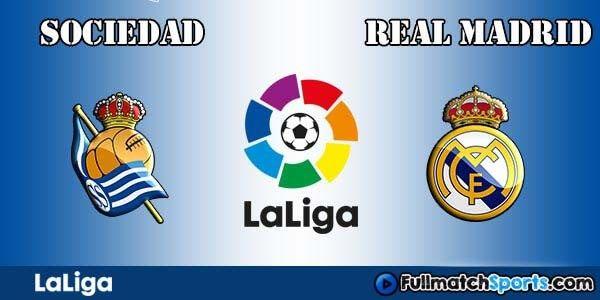Full Match Real Sociedad Vs Real Madrid La Liga 2016 2017 With