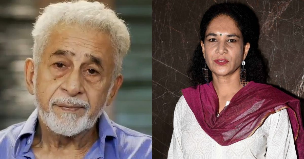 Naseeruddin Shah S Daughter Heeba Shah Assaults Two Veterinary