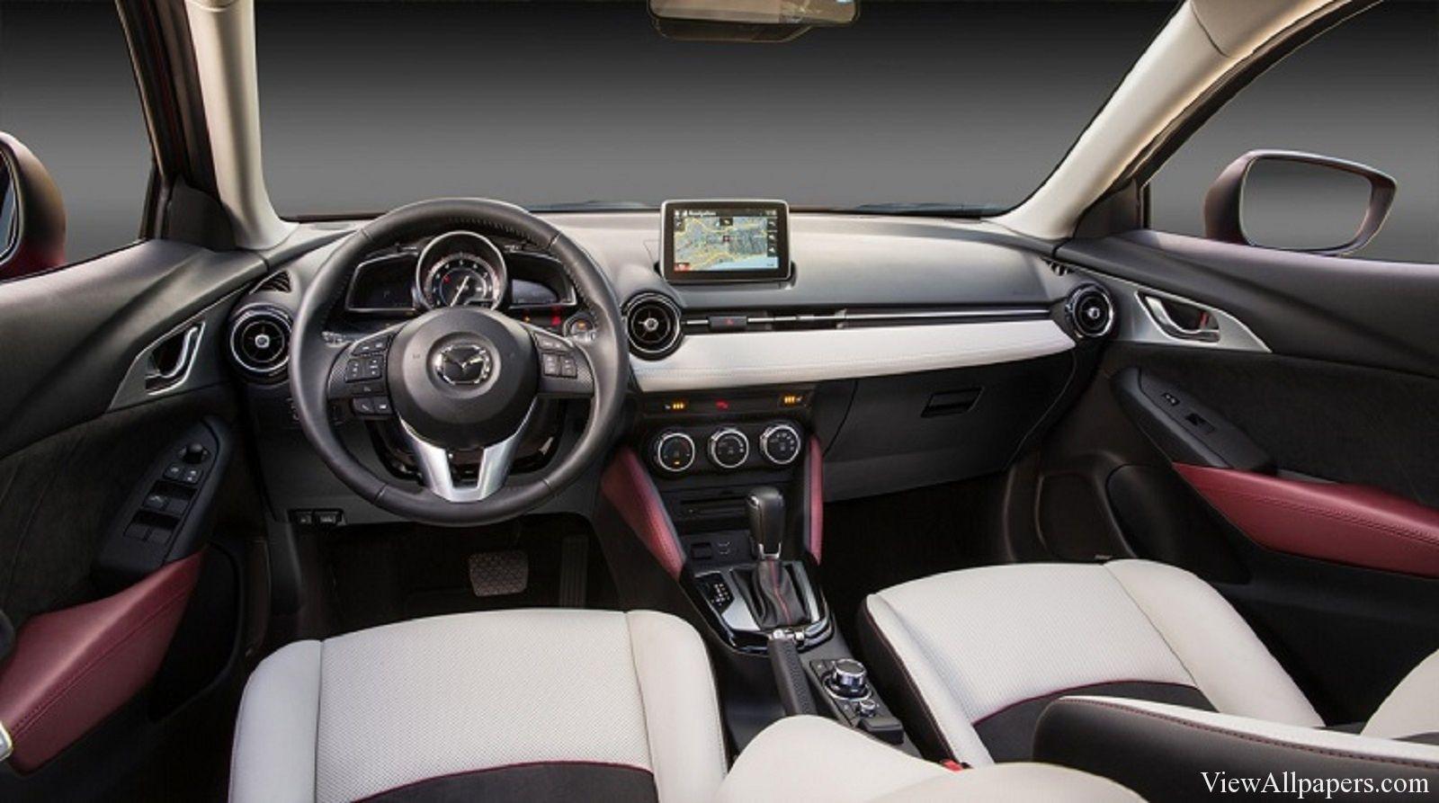 2016 Mazda CX 3 Interior