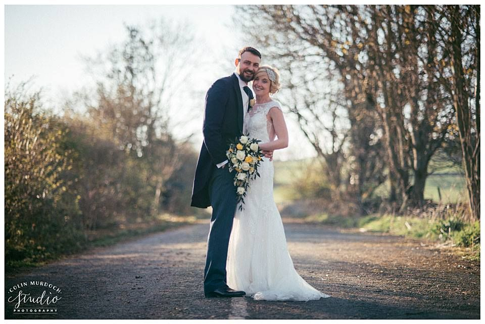 Becky Jons Wedding At The Devonshire Arms Bolton Abbey Photo