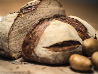 Kartoffelbrot - Brot Rezept | BrotBackKunst und Quarkbrot ( gelingt super )