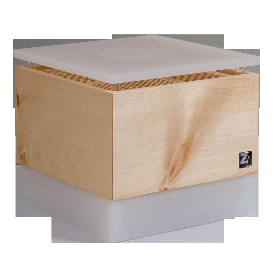 zirbenl fter cube salzburg f r ihr neues nat rliches und gutes raumklima komplett und sofort. Black Bedroom Furniture Sets. Home Design Ideas