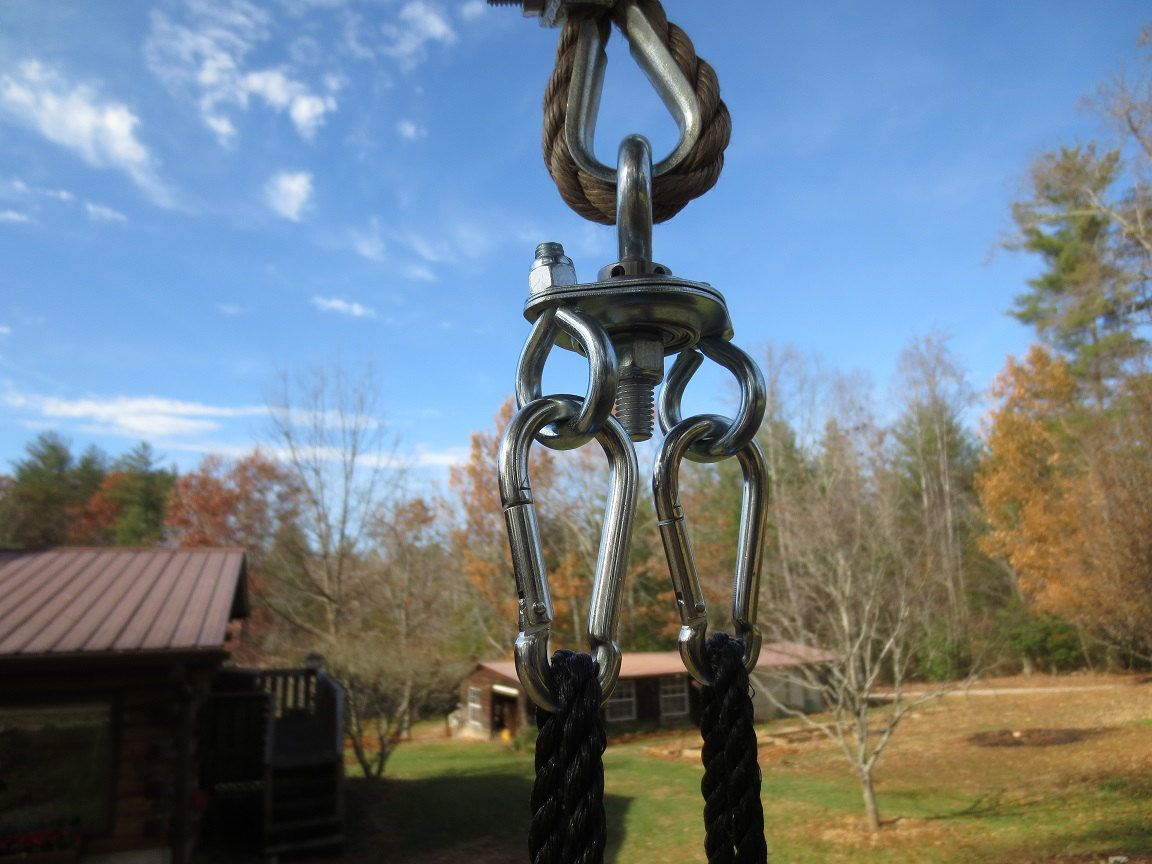 Tree Swings Wood Tree Swings Super Spinner Attachment Makes Any Swing A Super