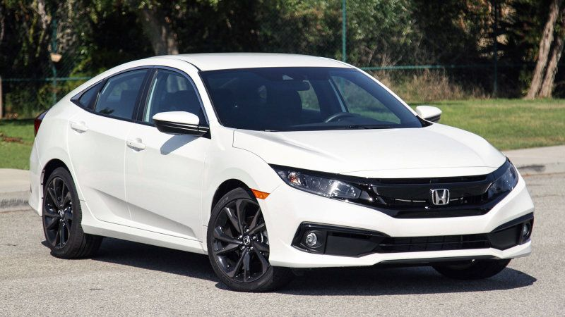 2019 Honda Civic Sport Sedan Review Honda civic sport