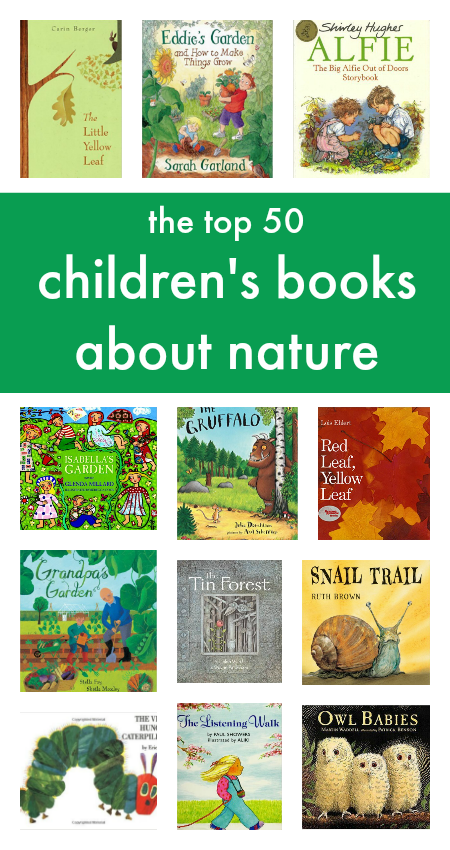 Amazing Outdoor Book Nooks And Top 50 Books About Nature The