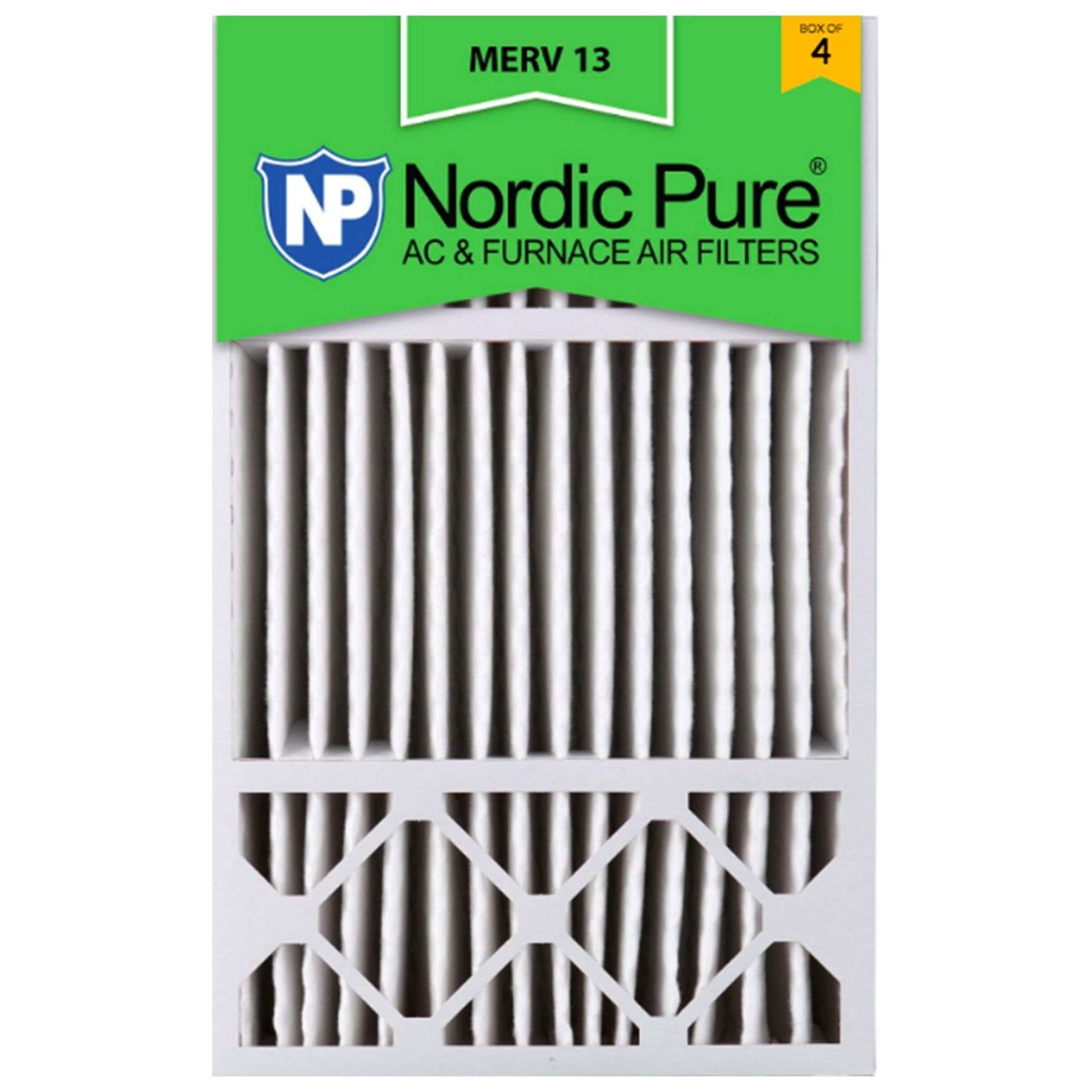 16X25x5 Air Conditioning Furnace Filter Merv 13 Honeywell
