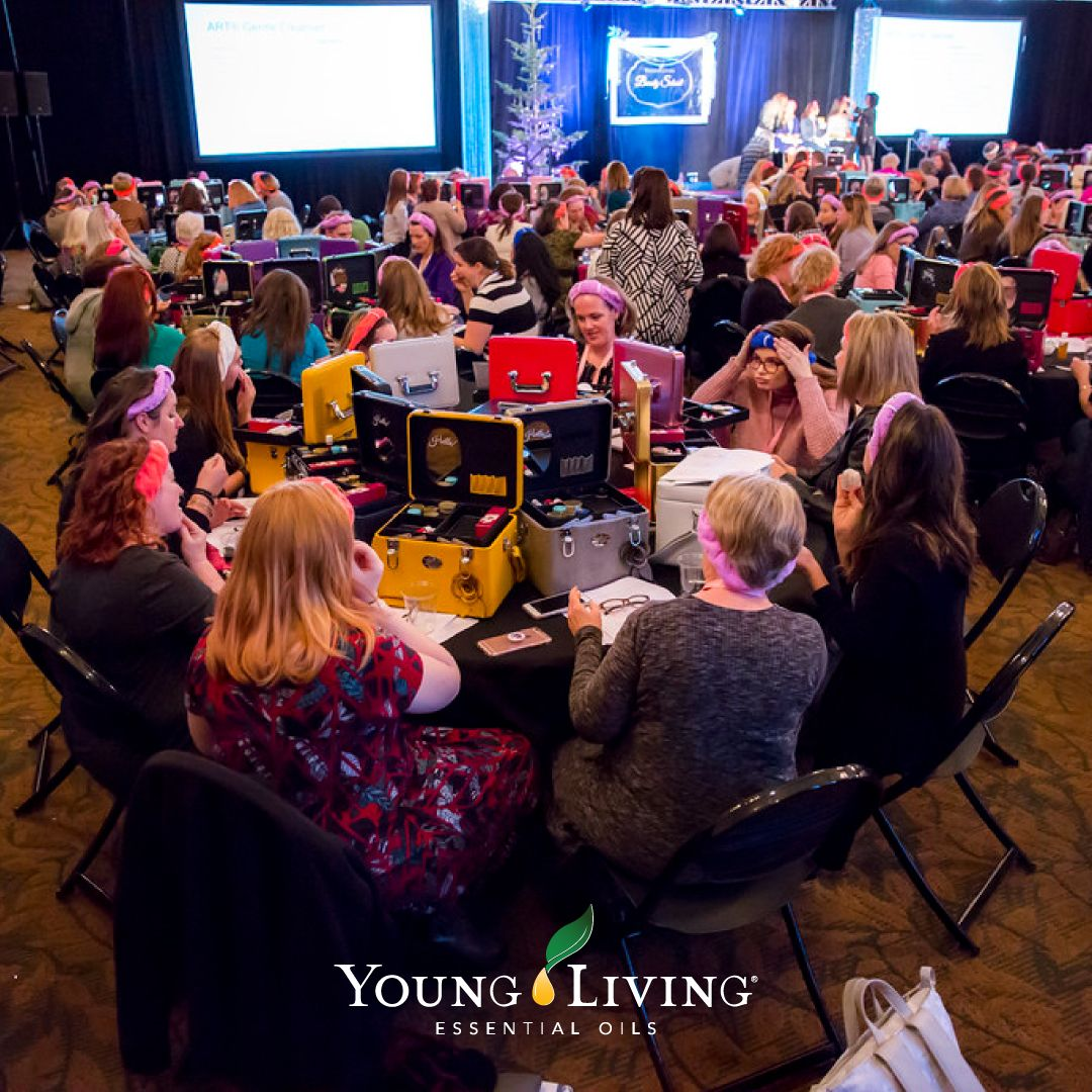 Pin on Young Living Events
