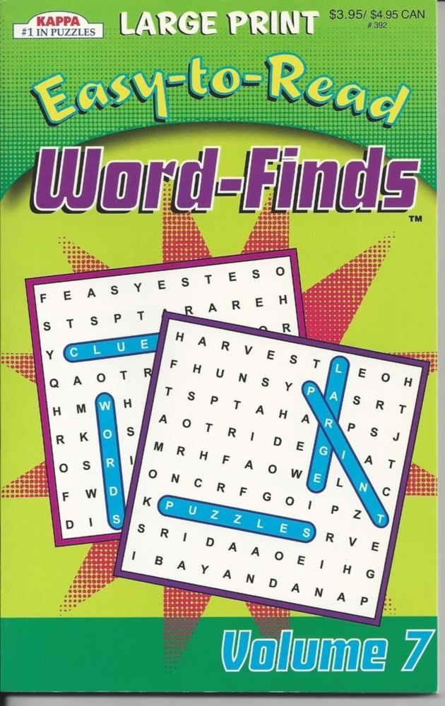 The Games Factory 2 Puzzle books, Crossword puzzles