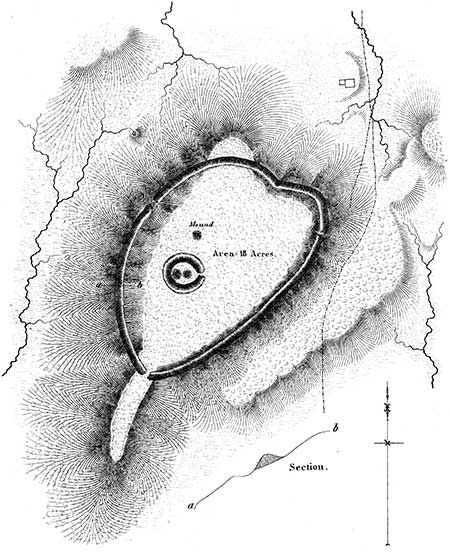 Mound Builders: Ohio Mounds: Adena Henge and Enclosure in Licking County, Ohio