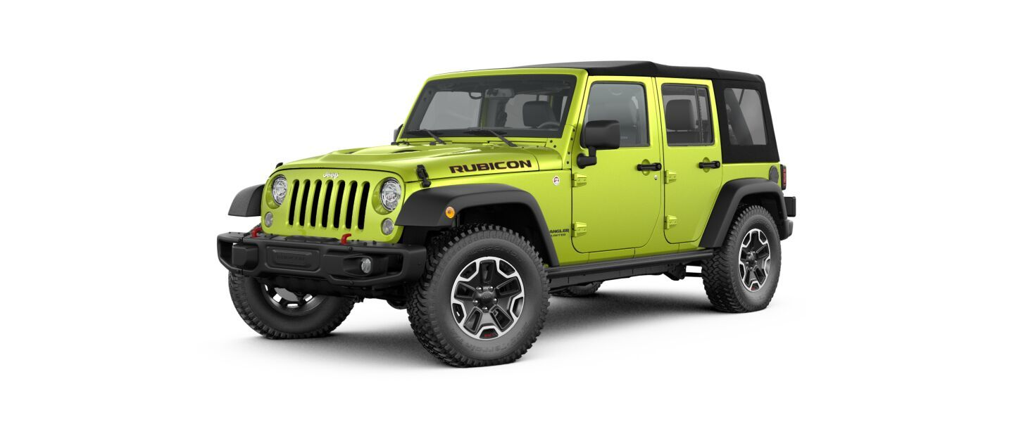 2017 jeep wrangler unlimited on and off road capable suv