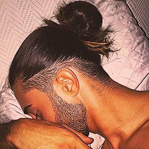 Photo of Mens Hairstyles Long