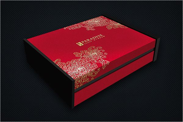 Mid-Autumn Mooncake Packaging for Singapore F&B company
