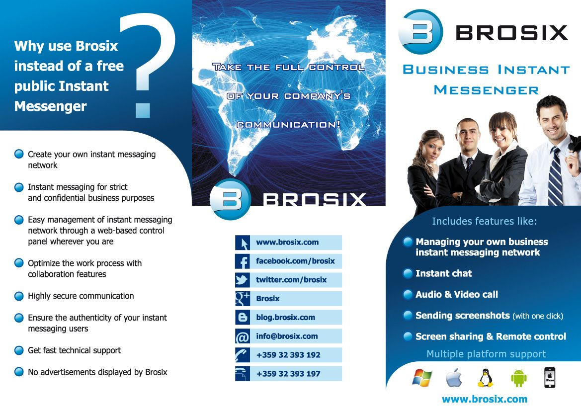 Brochure Designing In Printed Form Is Very Important Role Play In