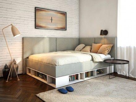односпальная кровать тахта ланкастер 1 детская Bed Bedroom и