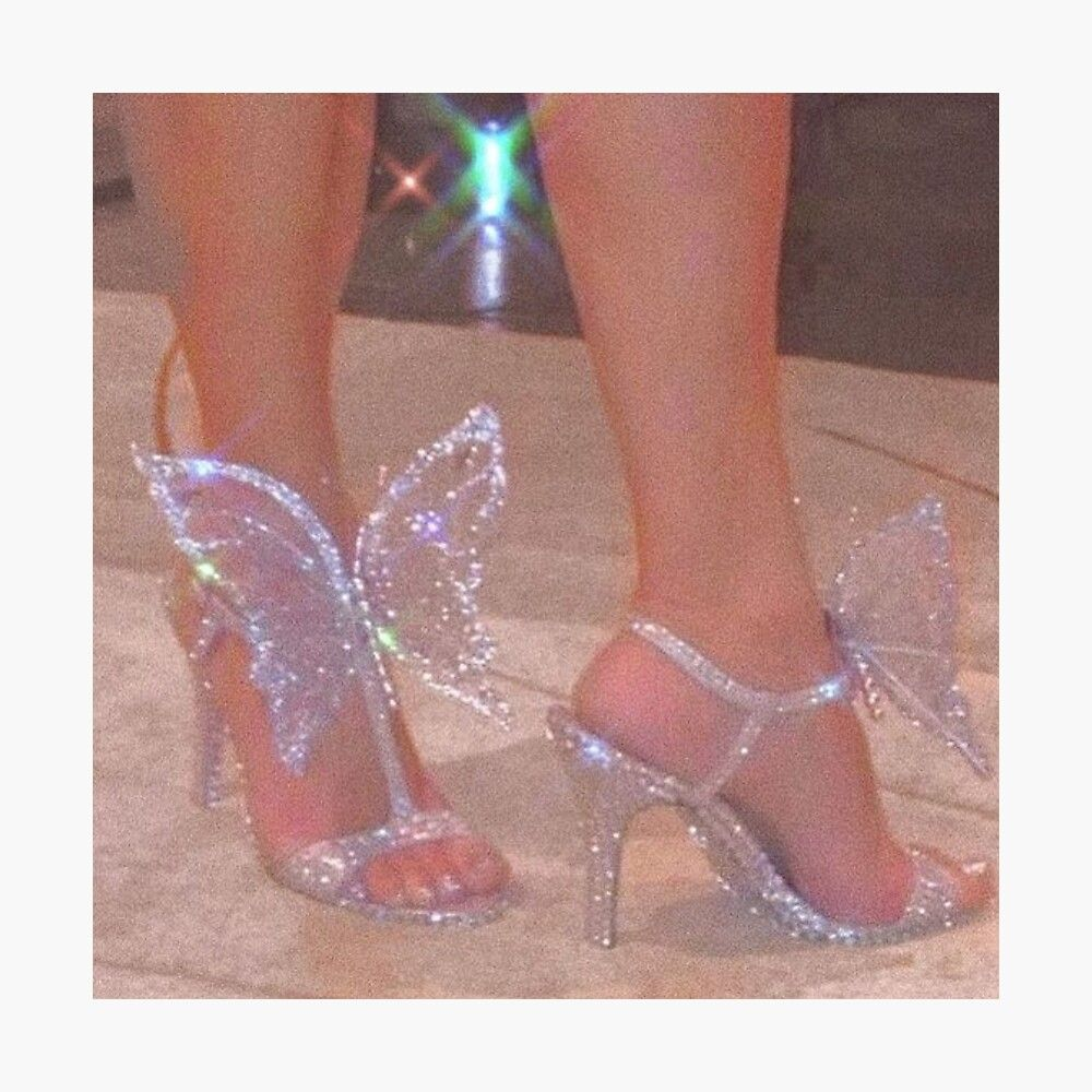 Dreamy Shoes Photographic Print By Avery Lynne Aesthetic Shoes Aesthetic Fashion Pastel Pink Aesthetic