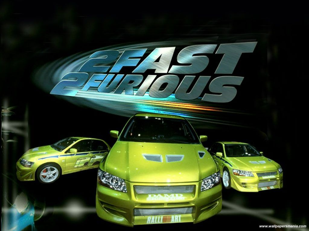 Fast And Furious Poster Wallpaper