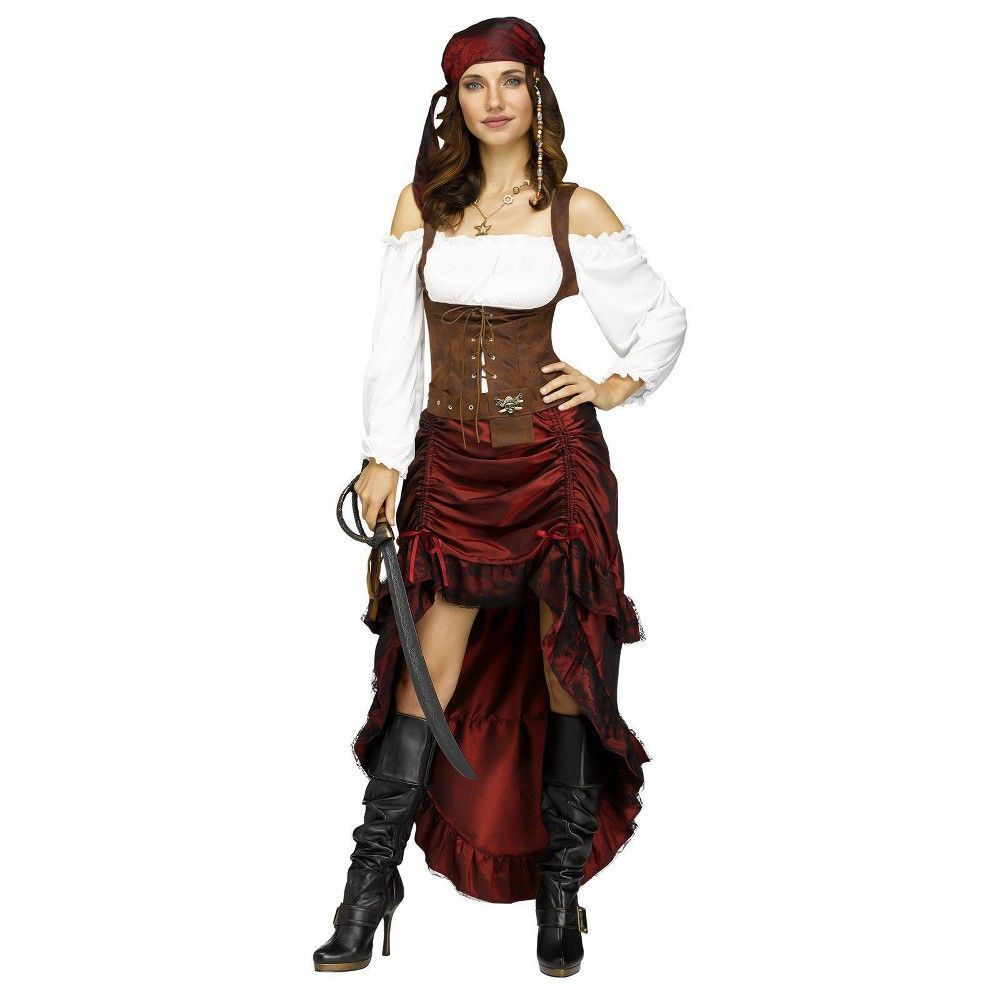 4f1c275706f Girls' Starlight Witch Costume - Large | D.I.Y | Pirate halloween ...