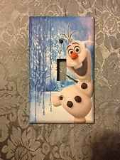 Cutest Gift Idea!! Frozen Light Switch Cover. FREE SHIPPING