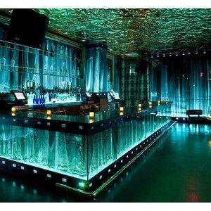Vanity Nightclub At Hard Rock Hotel Casino, Las Vegas Interior Design