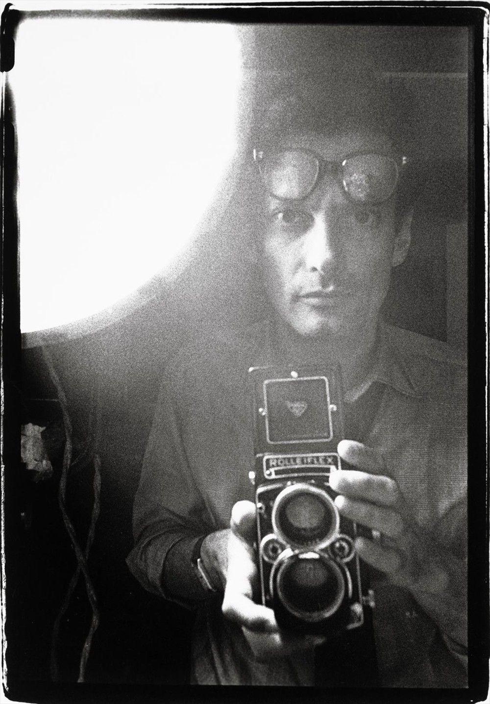 Richard Avedon, Self Portrait, c.1963