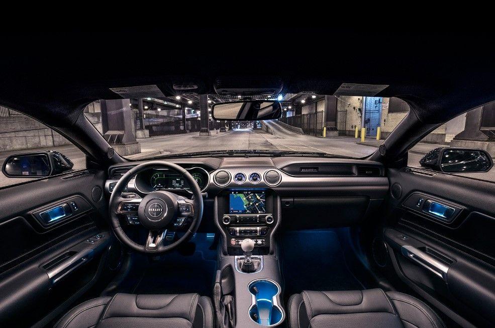 2019 Ford Mustang Bullitt Reborn With All New Dengan Gambar