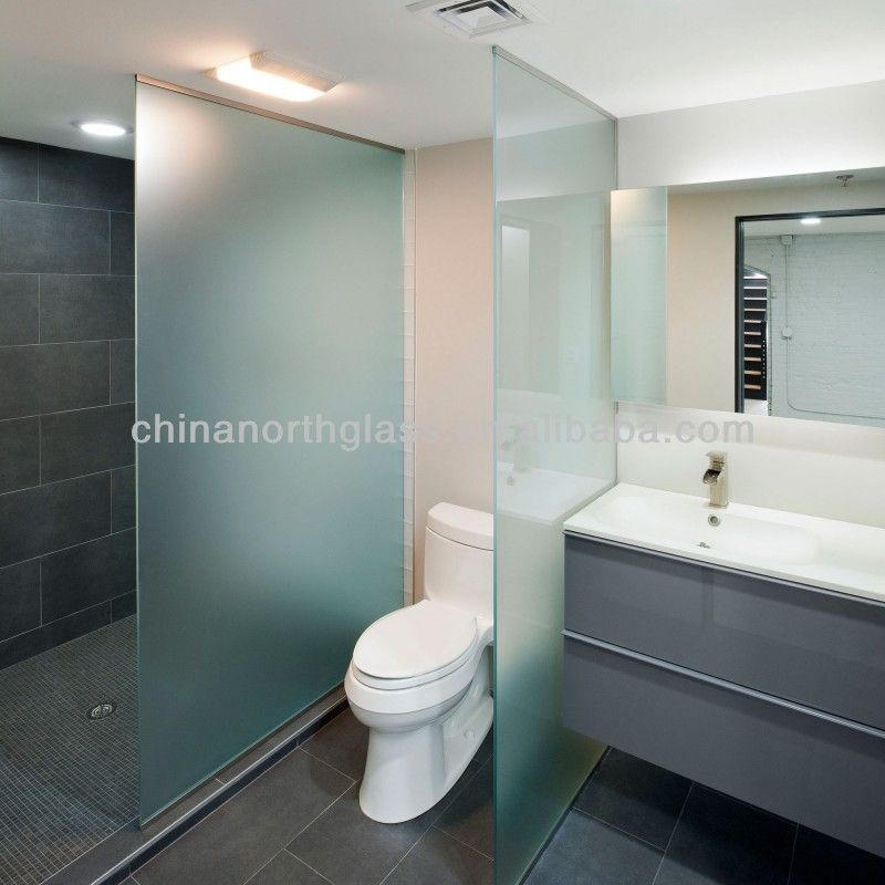 Bathroom Partition Glass Glass Toilet Partition Glass Toilet - Bathroom partitions san francisco